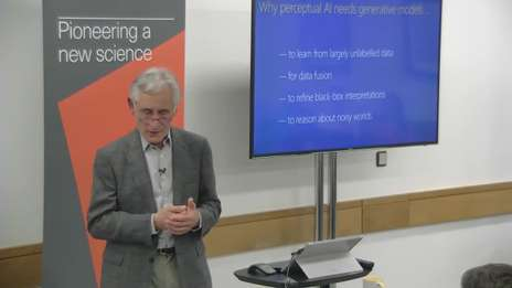 G-Research & The Alan Turing Institute presents: Machines That See