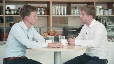 INEOS graduates - Cologne conversation