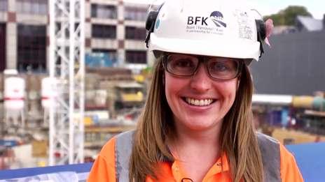 Kier Graduate Profiles - Charlotte, graduate site engineer