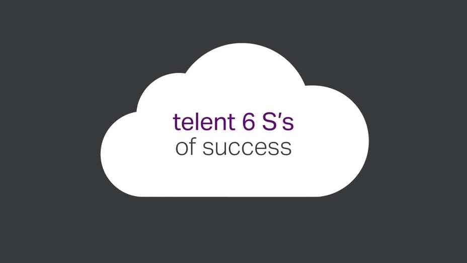 telent Cloud Services 6 S's of Success