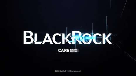 BlackRock Careers 2019