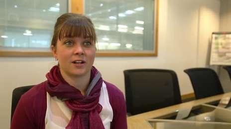 Rhianne Boag - Mechanical Engineer