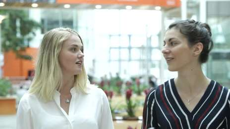 How Industrial Placement Students add value to GSK