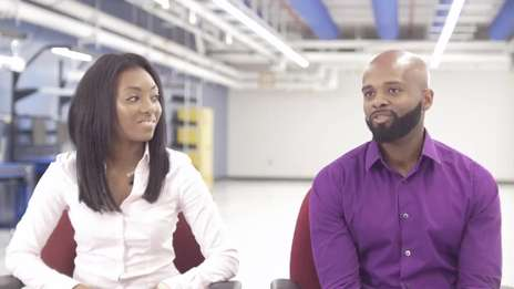 Career Stories from BAE Systems
