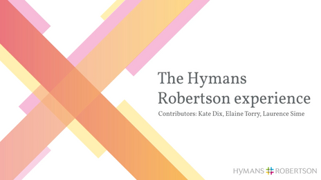 Working with Hymans Robertson