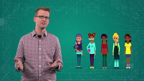 Hank Green on supporting trends for girls in STEM education